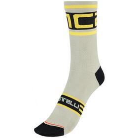 Castelli Prologo 15 Socks, verde